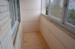 Поэтапное утепление балкона