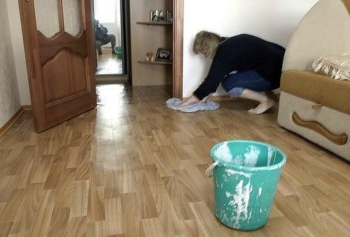 если затопили квартиру Москва