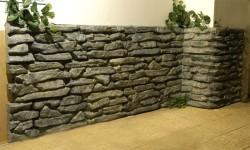 Искусственный камень в интерьере современных домов