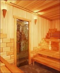Выбор дверей для бани