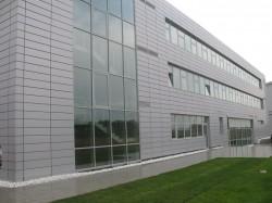 Навесные вентилируемые фасады и их особенности