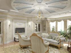 Архитектурные особенности лепнины в стиле Ампир и Арт Деко