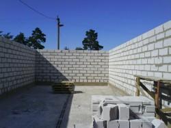 Строительство кирпичного гаража своими руками