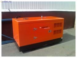 Меры безопасности при работе с дизельными генераторами