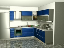 Особенность кухонь, сделанных на заказ