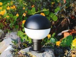 Ландшафтный дизайн и его обустройство с помощью фонарей