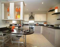Виды фасадов кухонной мебели