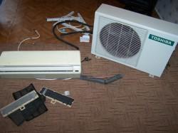 Правила демонтажа кондиционера