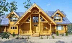 Как выстроить деревянный дом