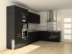 Выбираем встроенную кухню