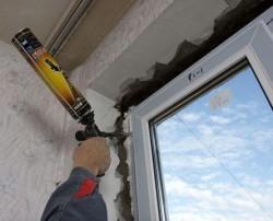 Установка окно в лоджии без помощи специалистов