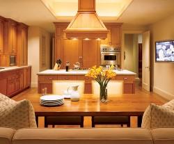 Дизайн кухни по фэн-шуй