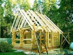 Собственноручное возведение дачного домика