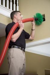 Как самостоятельно очистить систему вентиляции