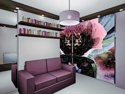 Способы зрительного расширения пространства комнаты