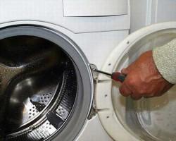 Как самостоятельно отремонтировать стиральную машину