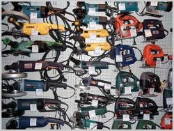 Как отремонтировать электроинструмент