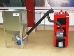 Котлы на пеллетах – инновационное твердотопливное отопительное оборудование