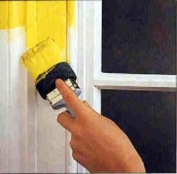 Правила окрашивания межкомнатной двери