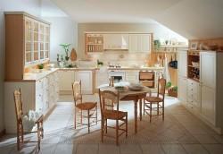 Секреты оформления интерьера кухни