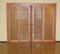 Временное явление – бюджетные деревянные двери