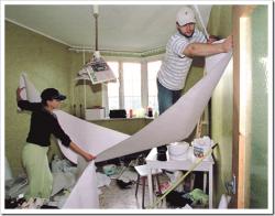 Как и для чего проводится ремонт в квартире