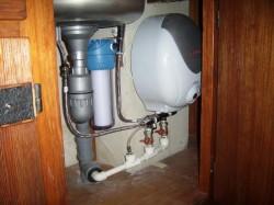 Порядок слива воды из водонагревателя