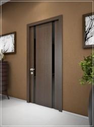 Секреты декорирования межкомнатных дверей