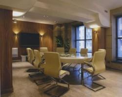 Отделка офисных помещений, или как создать свой бизнес-мир