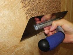 Как отделать стены внутри помещения