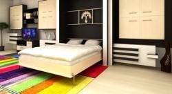 Устройство шкафа-кровати для детской