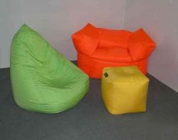 Бескаркасная мебель: особенности и преимущества