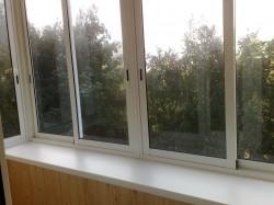 Теплое остекление лоджии и балкона требует качественного утепления