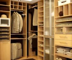 Способ изготовления гардеробного шкафа