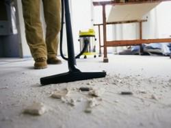 Уборка офиса после строительства или ремонта