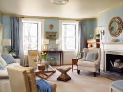 Идеи для дизайна интерьера гостиной