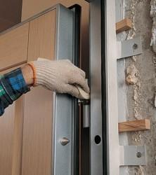 Основные правила установки входных дверей