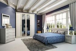 Французская изысканность: спальня Симфония
