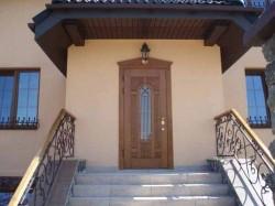 Как правильно подобрать входную дверь