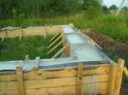 Основные виды фундаментов для деревянных домов