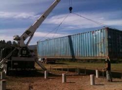 Как усовершенствовать морской контейнер