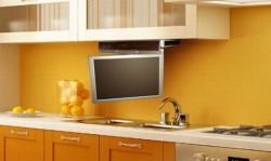Как выбрать телевизор для кухни
