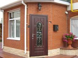 Элитные входные двери: производство
