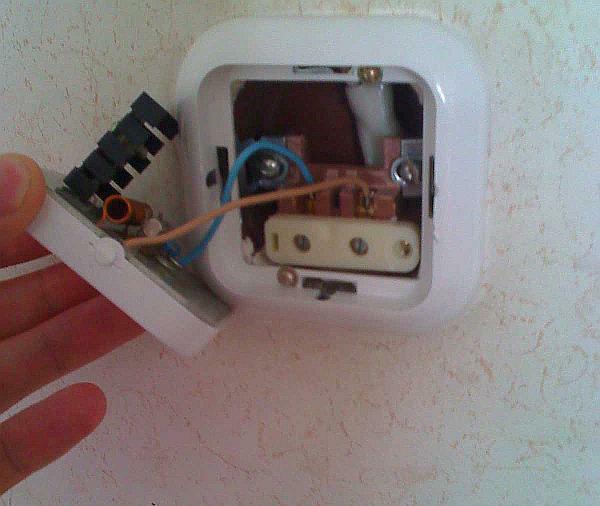 Корпус для выключателя своими руками