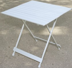 Как изготовить складной стол