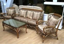 Плетеная мебель и ее достоинства