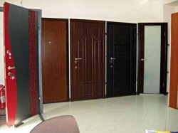 Выбор входной двери из металла