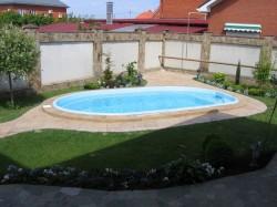 Как самостоятельно построить бассейн на даче