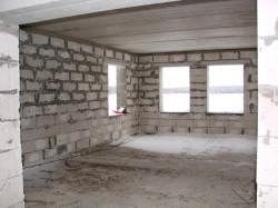 Использование газобетона в строительстве коттеджей