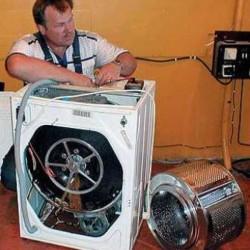 Как проводится ремонт стиральных машин?